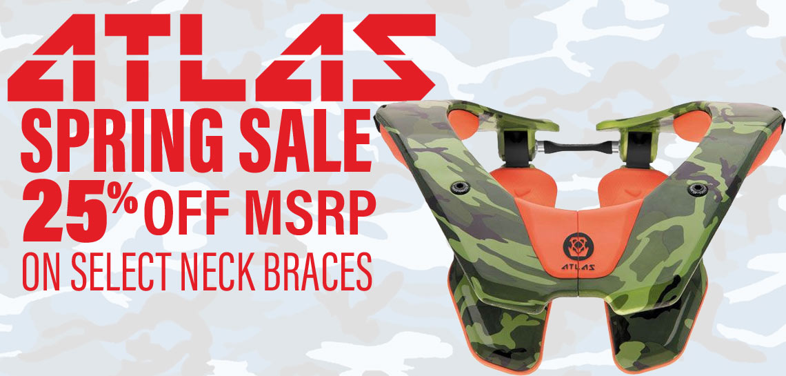 Atlas Brace Sale