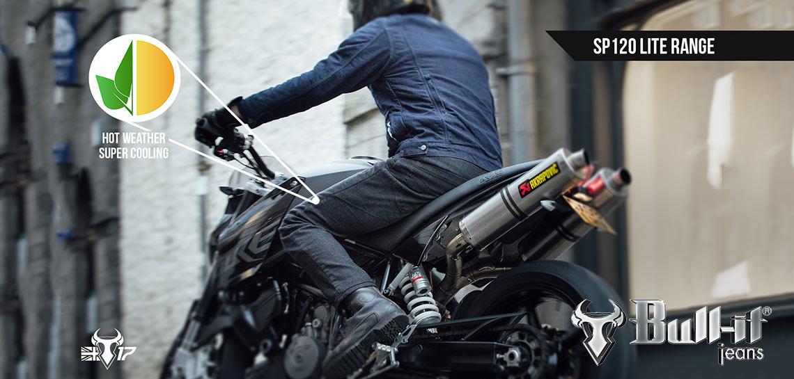 Bull-IT SP120 Lite Jeans