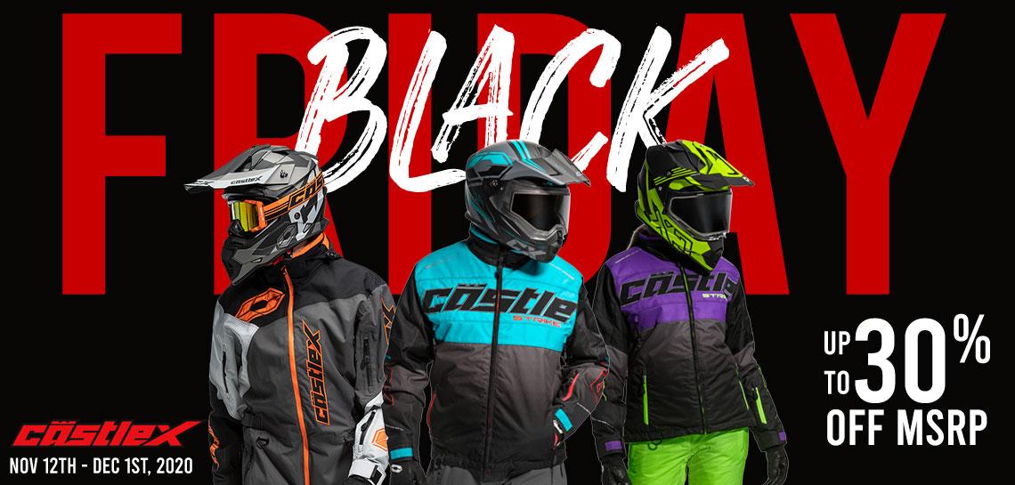 Castle X Black Friday 2020
