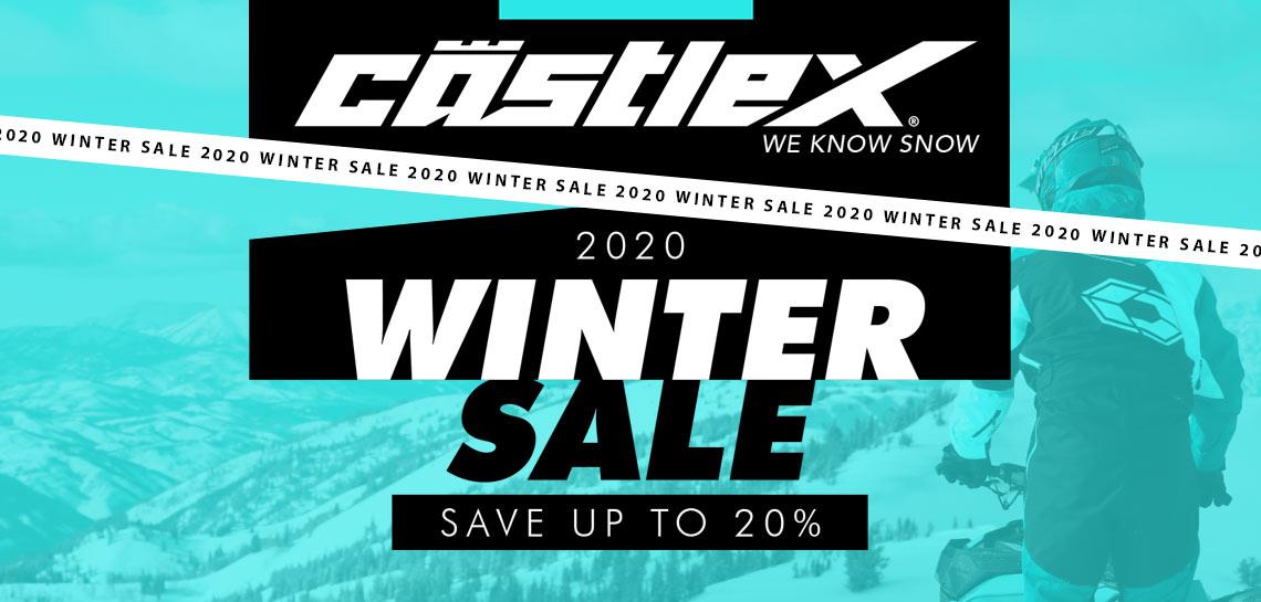 Castle Winter Sale