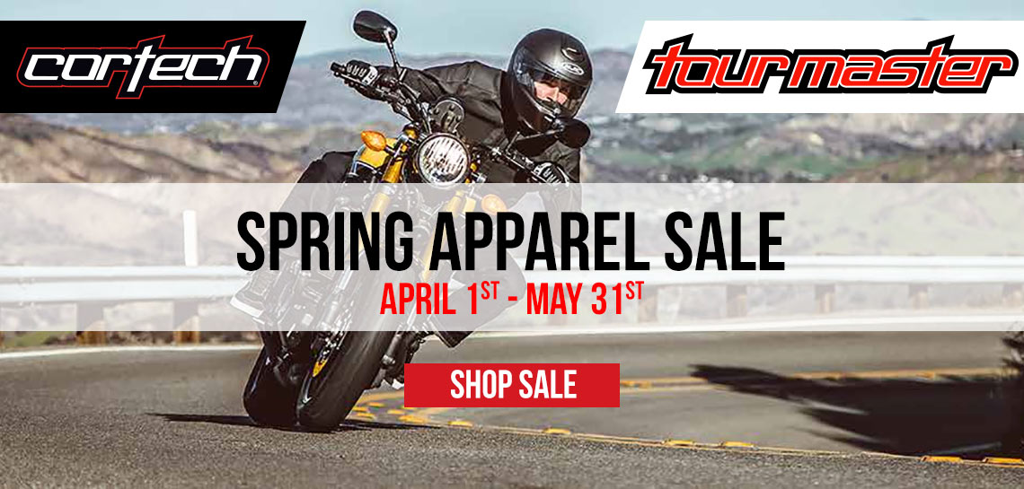 Tourmaster/Cortech Spring Sale