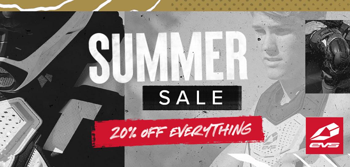 EVS Summer Sale