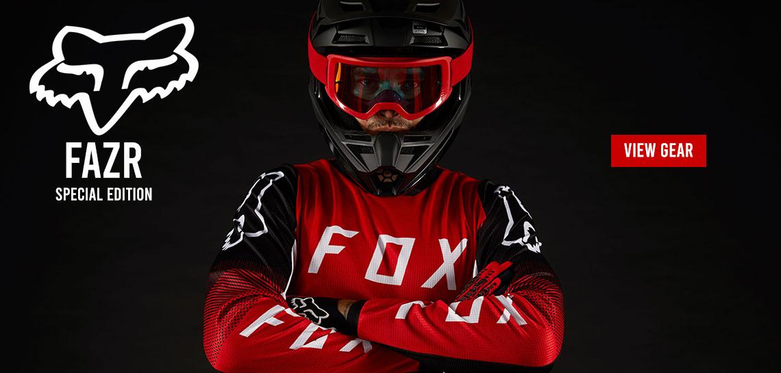 Fox Fazr Gear