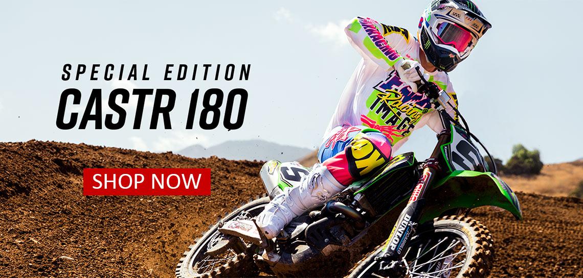 Fox Racing LE Castr Collection