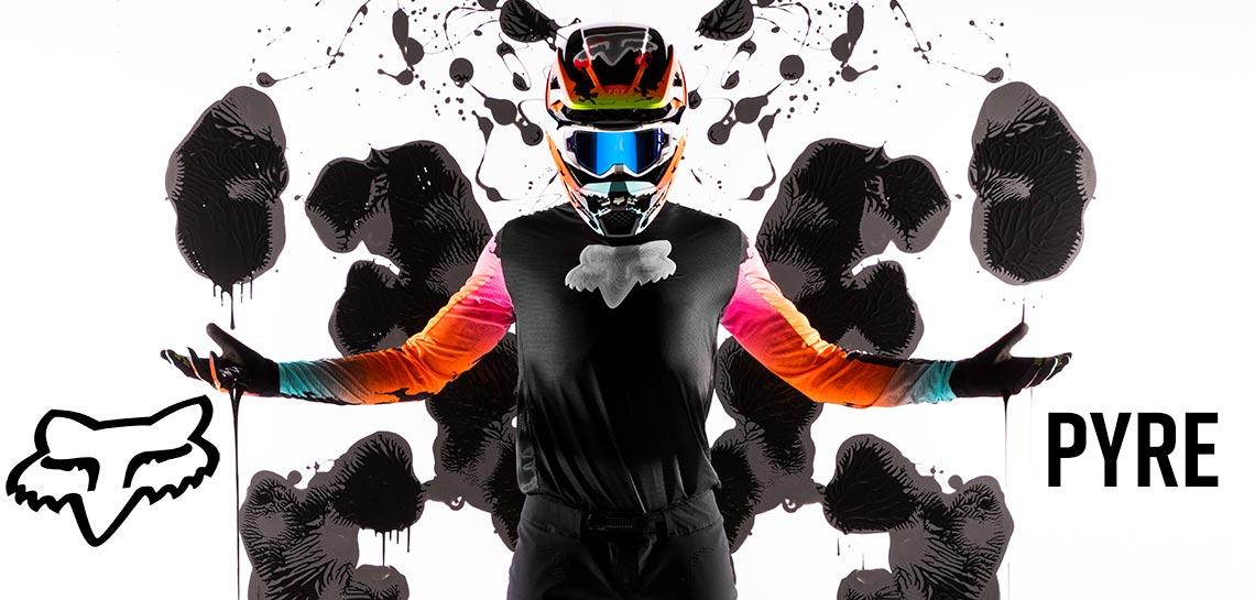 Fox Racing Pyre LE