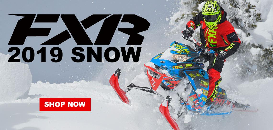 FXR 2019 Snow