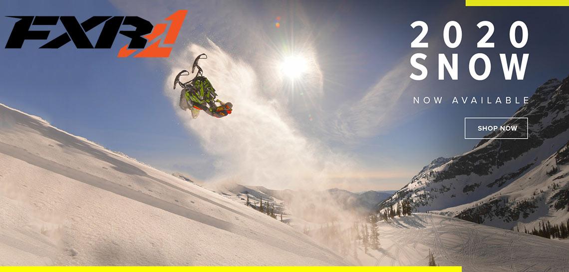 Fxr 2020 Snow