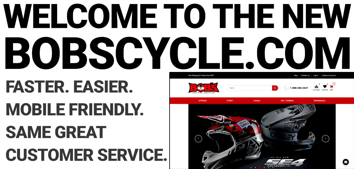 Welcome to the new bobscycle.com