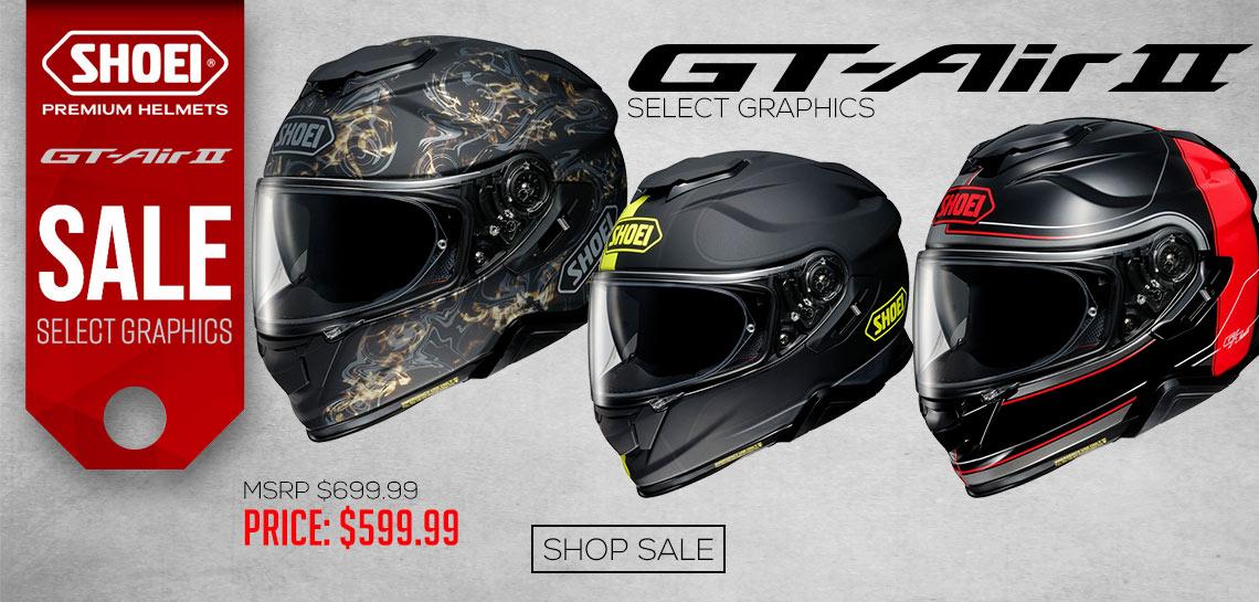 Shoei GT-Air II Sale