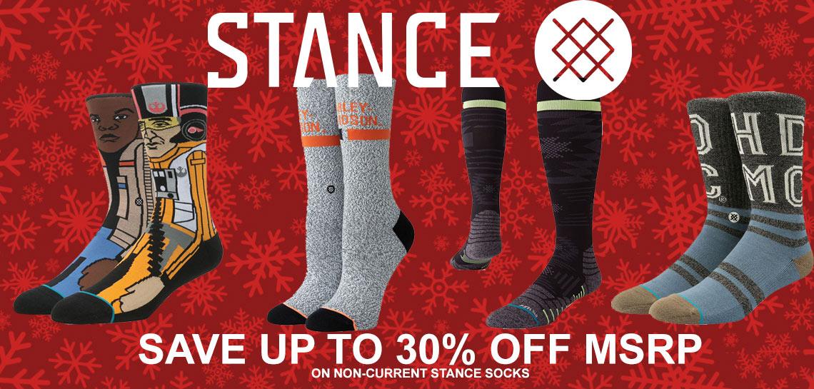 Stance Closeout Socks