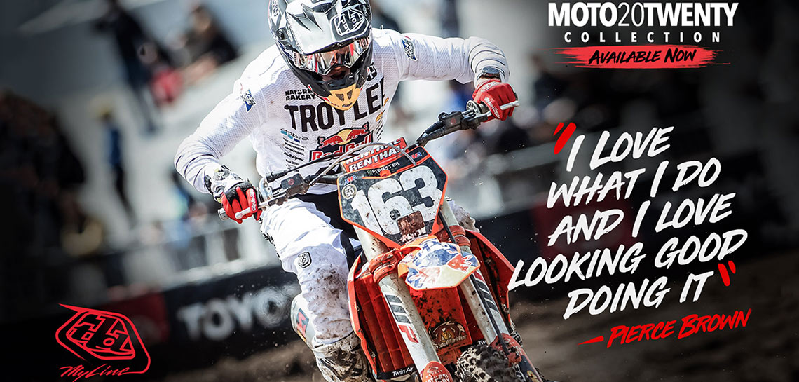 Troy Lee Designs 2020 Collection
