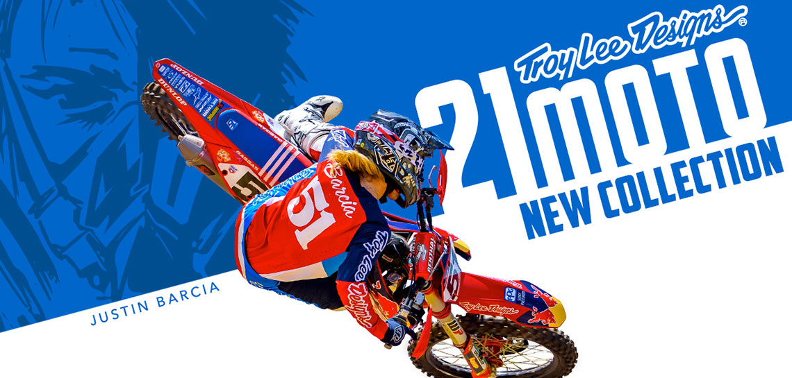 Troy Lee Designs Fall 2021 Moto