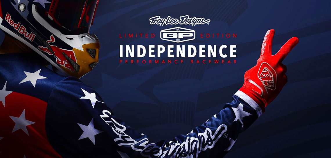 Troy Lee Independence Gear