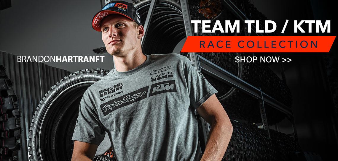 Troy Lee Designs KTM Collection