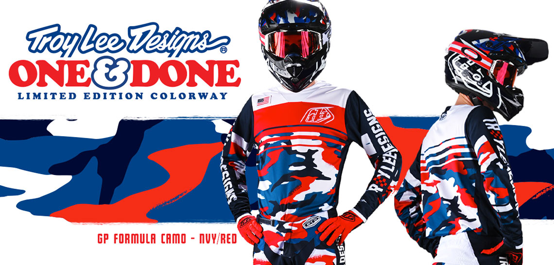 Troy Lee One And Done