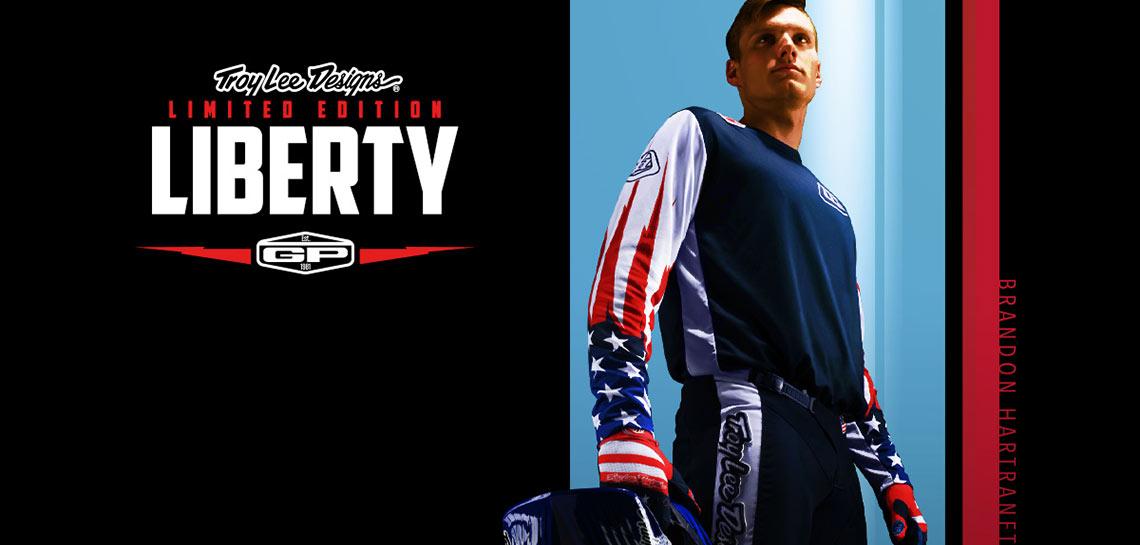 Troy Lee Designs Liberty Gear Set