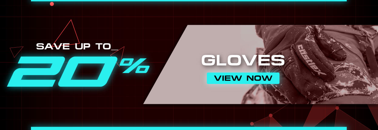 Up to 20% off Select Gloves